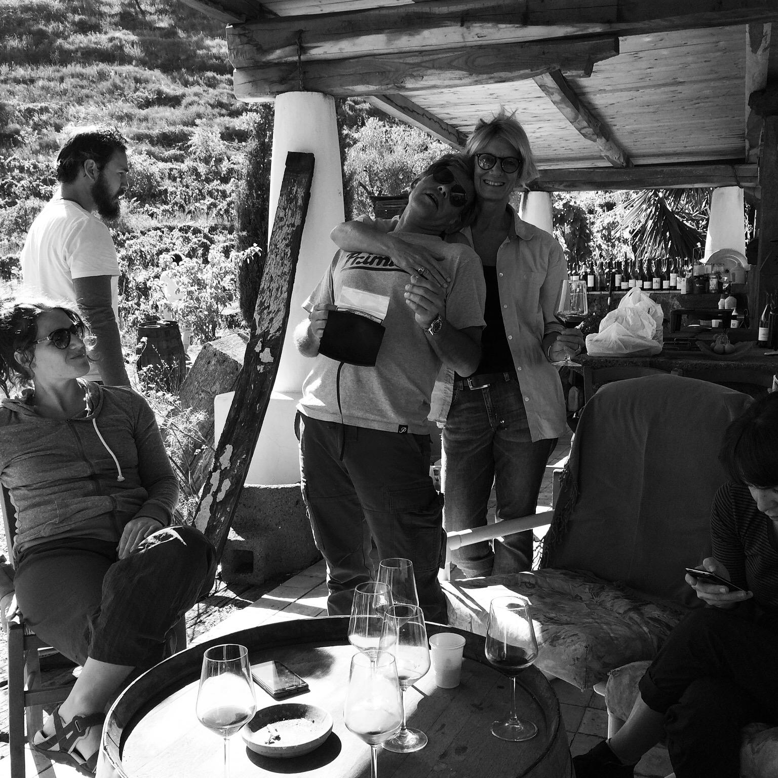 Etna Wine School _ Tribute: Women of Etna – Stef Biondi