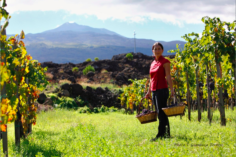 Etna Wine School – Tribute: Women of Etna – Chiara Vigo