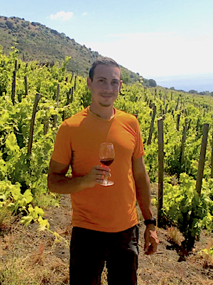 Etna Wine School | Pierluca Beneventano