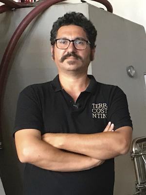 Etna Wine School | Salvatore Spampinato